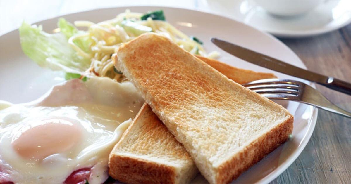 体内時計をリセット!朝食イメージ