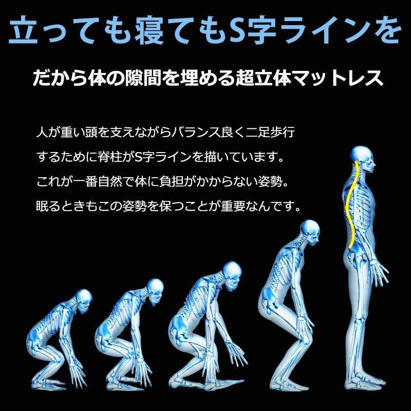 腰痛マットレス